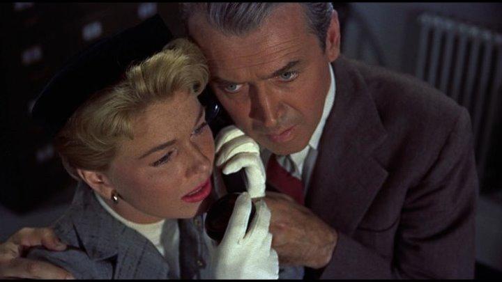 Человек, который слишком много знал 1956 Альфред Хичкок триллер, драма