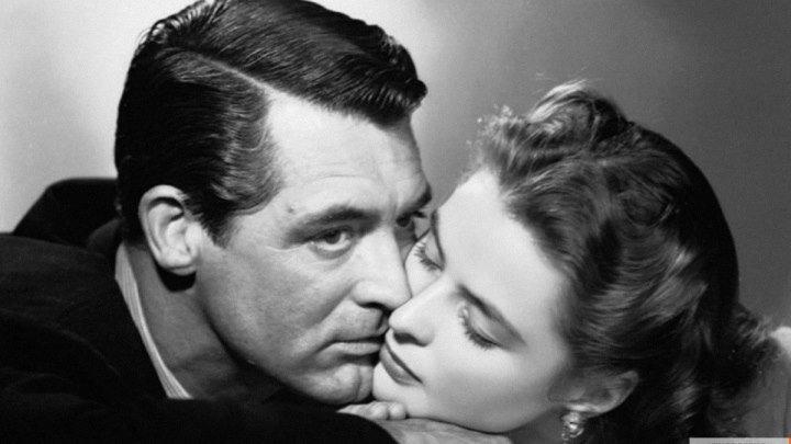 Дурная слава (1946) Альфред Хичкок нуар, триллер, драма, мелодрама