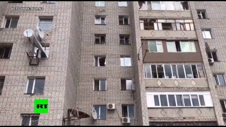 Управляемый взрыв на Иртыше выбил стёкла в десятках квартир