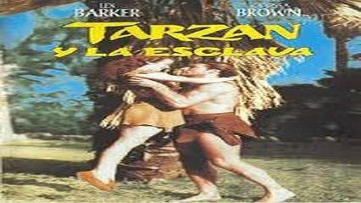 Tarzán y la esclava (1950) 2