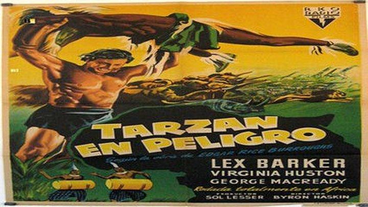 Tarzán en peligro (1951) 2