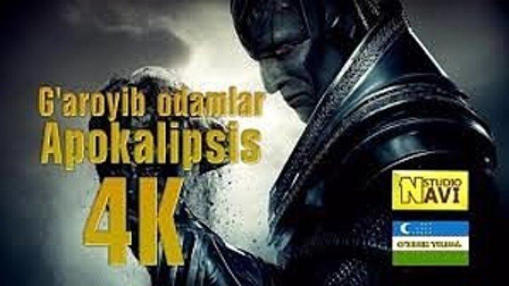 G'aroyib odamlar Apokalipsis 4K (õzbek tilida) Xalq qiluvchi On ULTRAHD