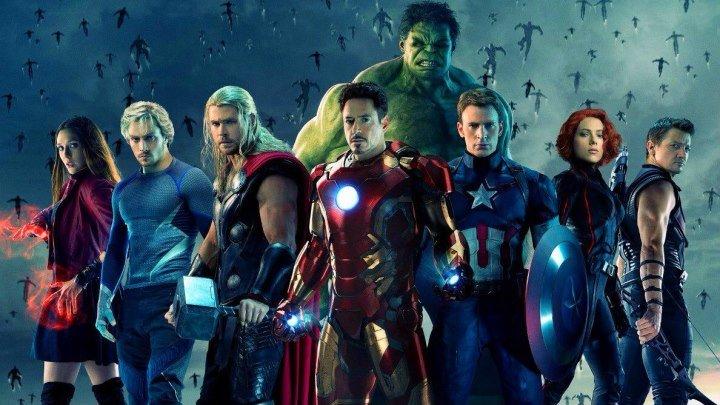Команда мстителей 18 2015 (расширенная версия) ЗЕРКАЛО 4K Ultra HD