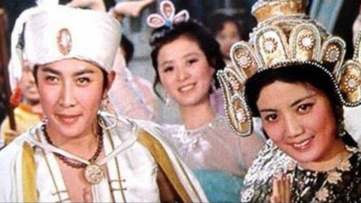 """""""Принцесса - павлин"""" (Китай,1982) Советский дубляж"""