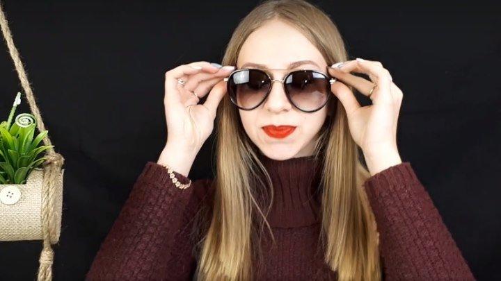 Потрясающе красивые очки от солнца! Смотрите обзор топовых моделей сезона