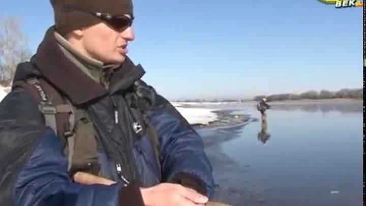 Рыболов - эксперт. С воблером на весенней Москва-реке