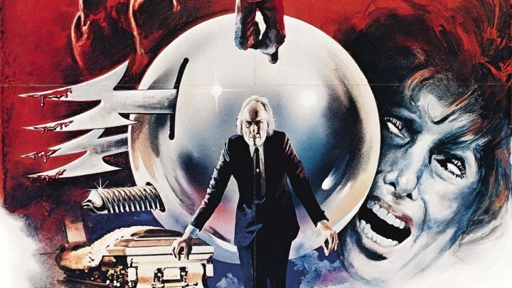 Фантазм (культовый фантастический фильм-ужасов Дона Коскарелли с Майклом Болдуином, Рэджи Беннистером, Билли Торнбери и Ангусом Скриммом) | США, 1979
