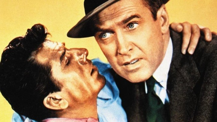 """""""Человек, который слишком много знал"""" (США,1956) Детектив."""