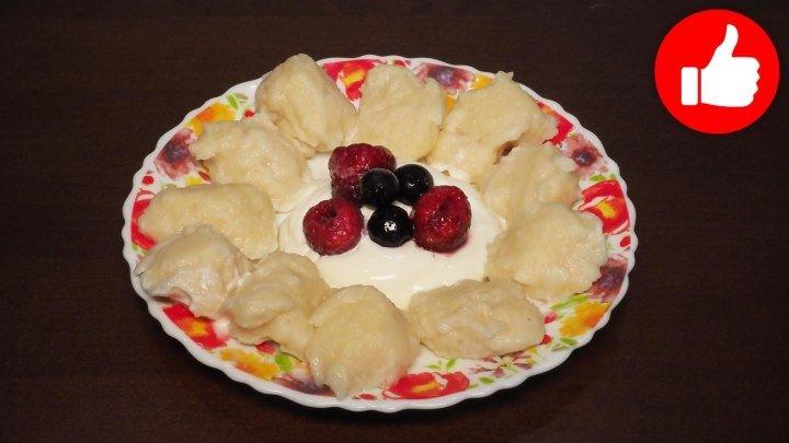 Вкусные ленивые вареники из творога в мультиварке, простой рецепт вкусных ленивых вареников с творогом. рецепты для мультиварки