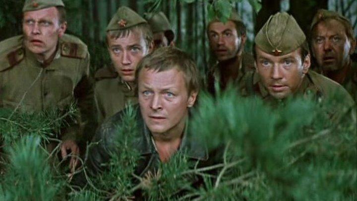 «Ожидание полковника Шалыгина», Одесская киностудия, 1981