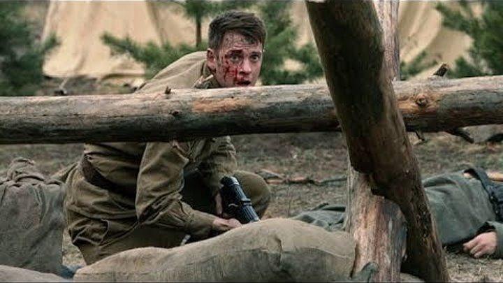 Один в поле воин 1 - 2 - 3 - 4 серия (2018) Военная драма