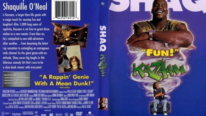 фэнтези, комедия, семейный-Джинна вызывали? (1996)1080p