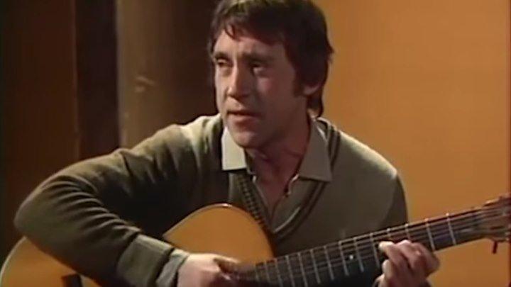 В.Высоцкий в Останкино - 1980 год (без монтажа)