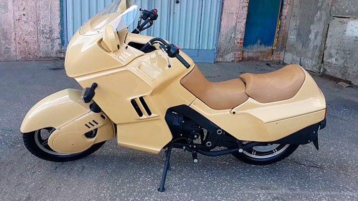 Мотоцикл ИЖ 8.202 Лидер 1990 года, с роторным двигателем