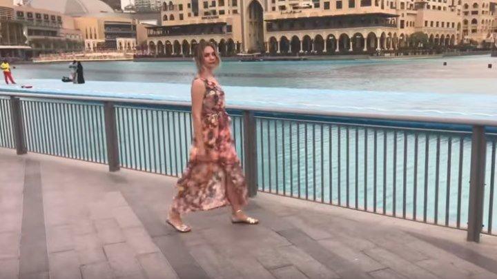 Летнее романтичное платье своими руками | Как сшить платье быстро и легко