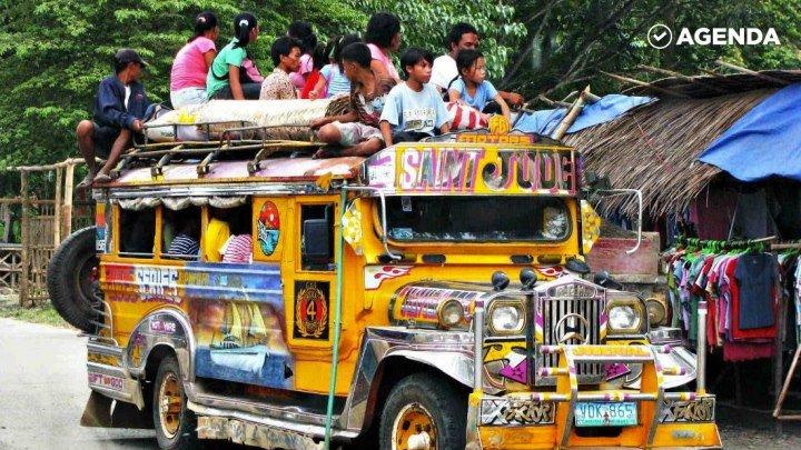 Вы бы хотели покататься на таком необычном транспорте?