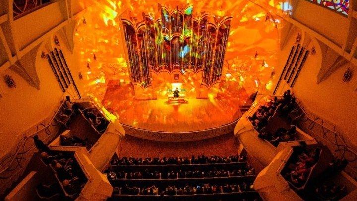 Концерт ко Дню рождения Белгородского органа- 7 лет _ Festive concert For Birthday of Belgorod Organ