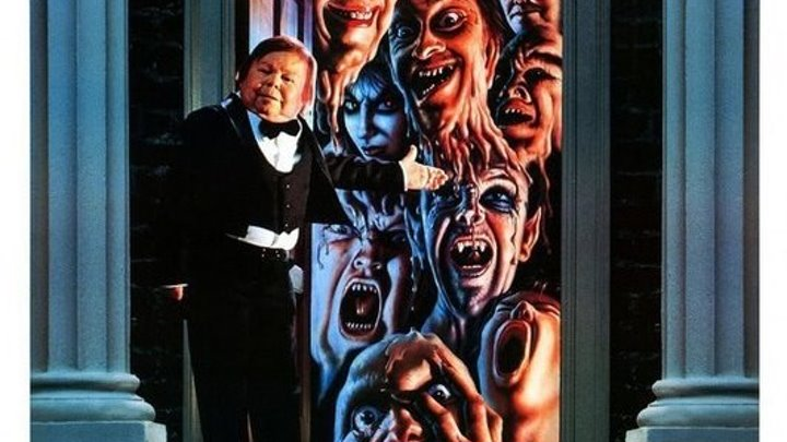 Музей восковых фигур 1988 ужасы