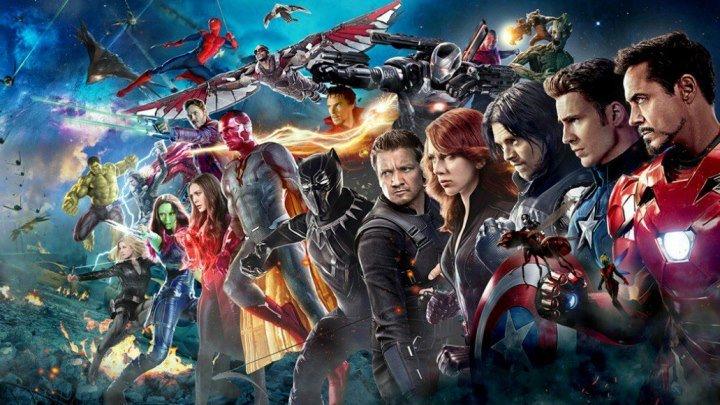2018 Мстители 3 Война бесконечности русский трейлер