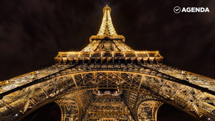 Вы знали, что на Эйфелевой башне женились и даже однажды взорвали?