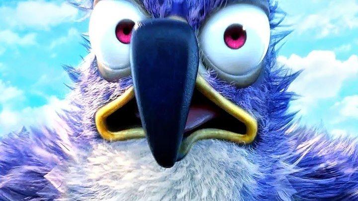 Славные пташки HD(мультфильм)2018