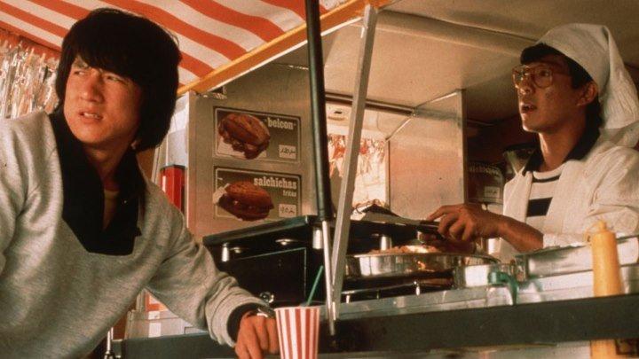 Закусочная на колёсах / Kuai can che, 1984