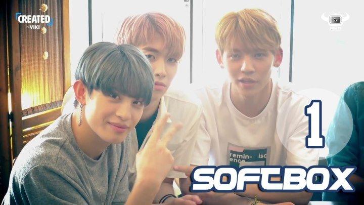[Озвучка SOFTBOX] UP10TION, Please 01 эпизод