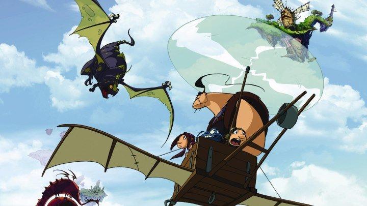 Охотники на Драконов - 2004 (14 - 19 Серия - HD 720p)