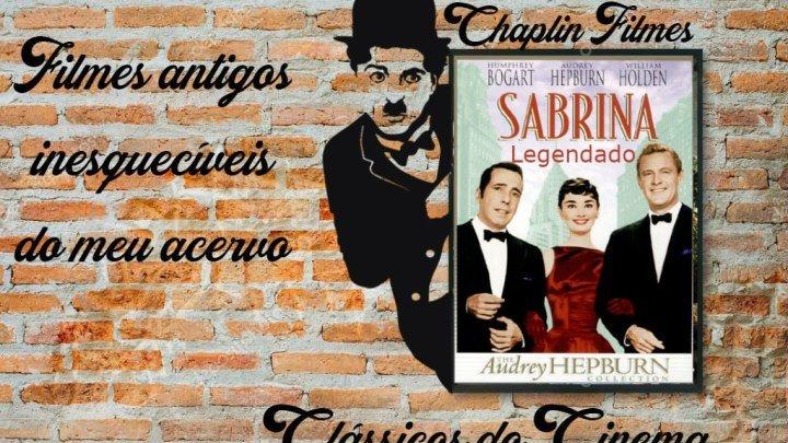 Sabrina 1954 Legendado