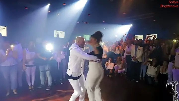 `БУЙ-БУЙ` - Самая красивая танцевальная пара Ataca & La Alemana