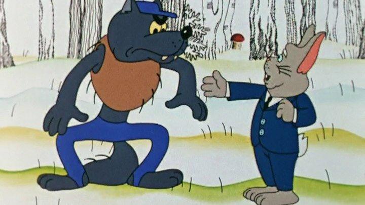 Заяц, который любил давать советы Мультфильм, 1988