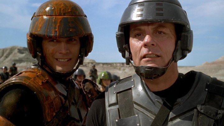 Звёздный десант / Starship Troopers, 1997