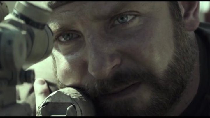 Амерканский Снайпер (rus tilida) HD 720p