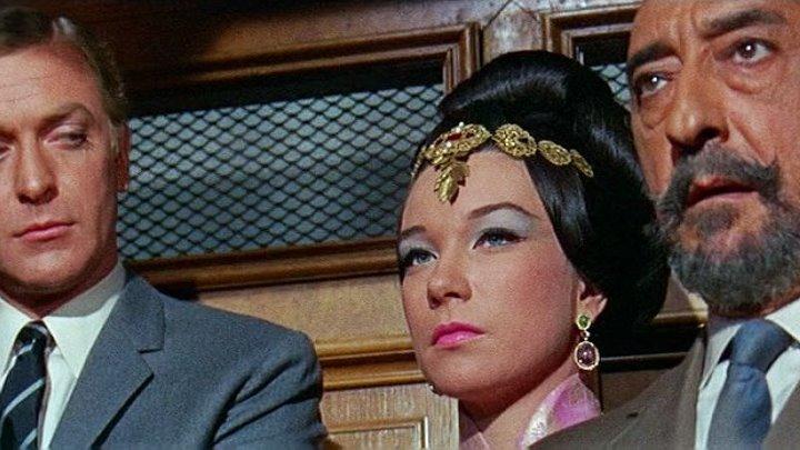 Гамбит (Ширли МакЛейн, Майкл Кейн, триллер, комедия) 1966