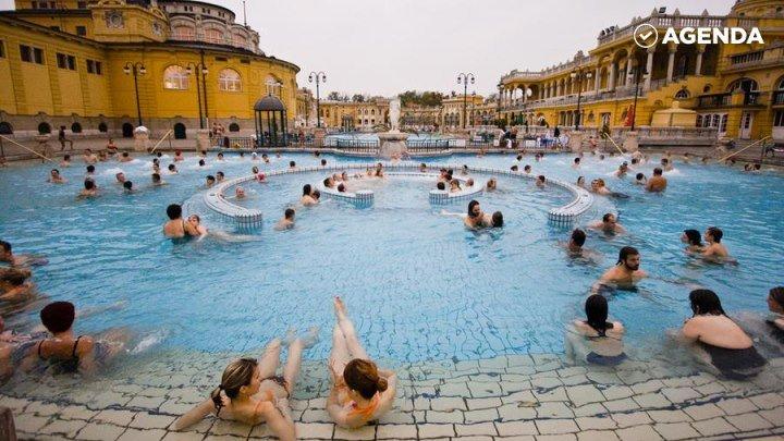 Термальные купальни Сеченьи: вот где можно по-настоящему отдохнуть!