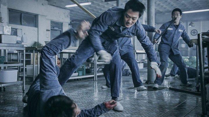 Тюрьма . 2017. драма, криминал, боевик, ...