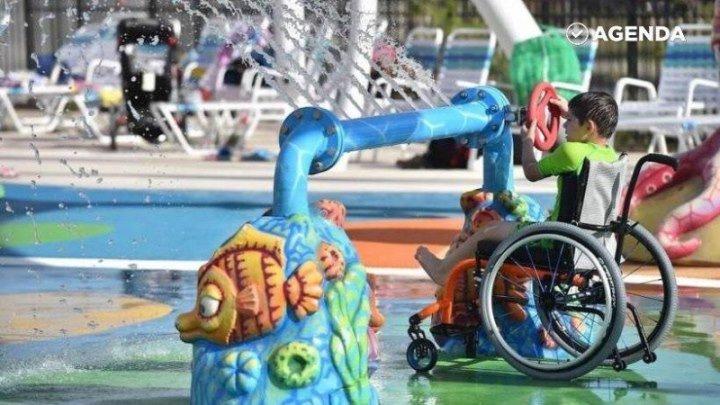 Парк развлечений для особенных детей