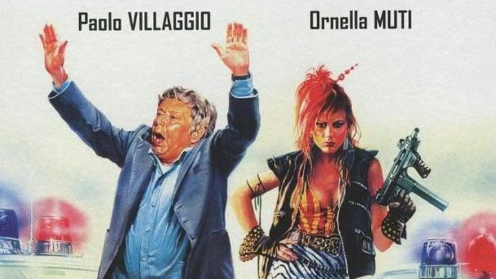 Бонни и Клайд по-итальянски (1982) Комедия (DVDRip-720p) MVO Паоло Вилладжо, Орнелла Мути, Лучиано Винченцони, Жан Сорель, Антонио Аллокка, Лорис Бадзокки, Антонио Базиле