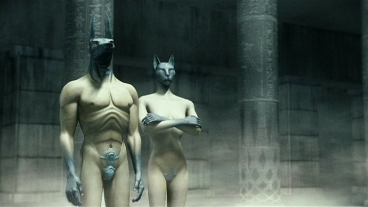 Бессмертные: Война миров 2004 мультфильм