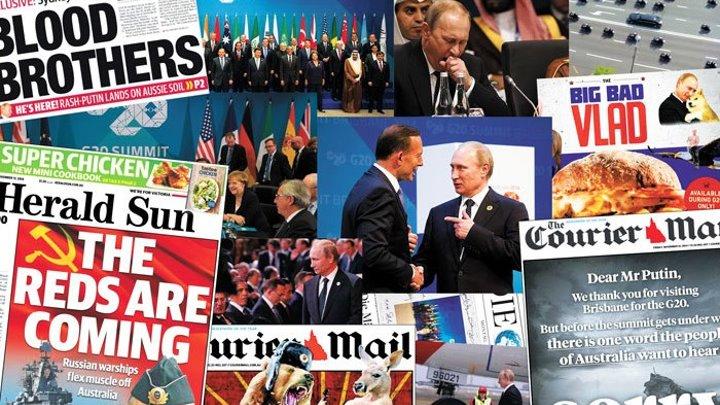Путин глазами зaпaдныx СМИ