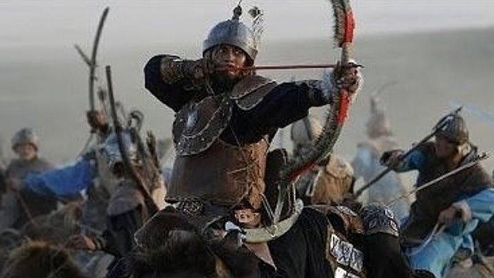 ИСТОРИЧЕСКИЙ БОЕВИК АРАВТ 10 солдат Чинхисхана