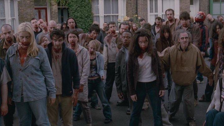 Зомби по имени Шон / Shaun of the Dead, 2004