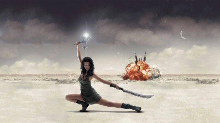 Миссия «Серенити» HD(фантастика, приключенческий фильм, триллер)2005 (16+)