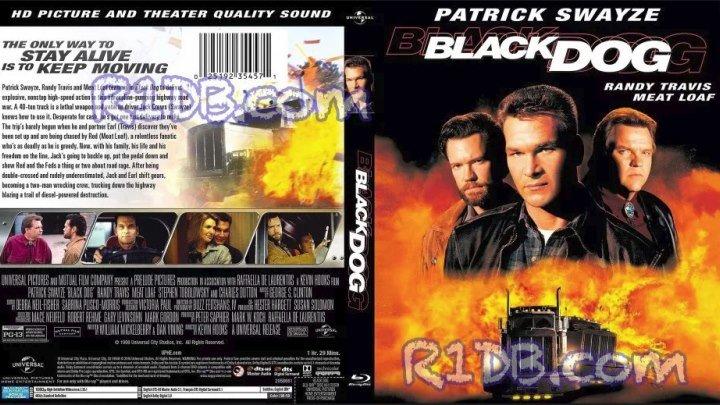 Черный пес (1998)Драма, Криминал.