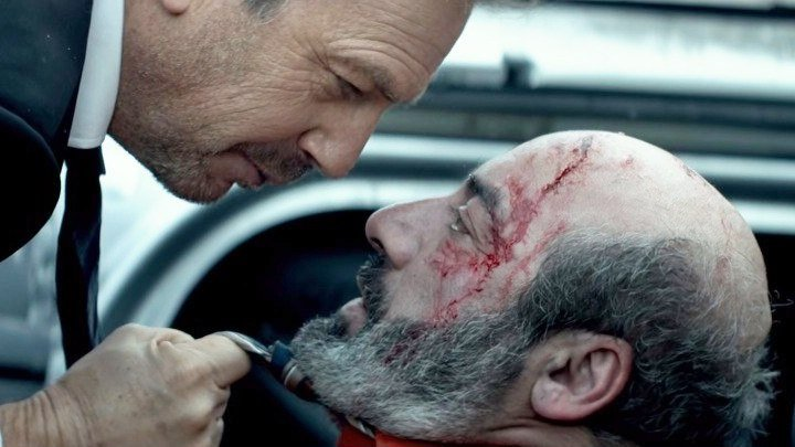 3 дня на убийство HD(боевик, триллер, драма, комедия)2014