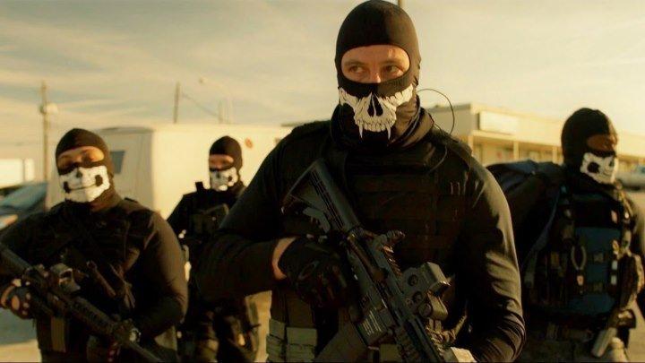 Охота на воров / Den of Thieves 2018 HD (Боевик, триллер, драма, криминал, детектив)