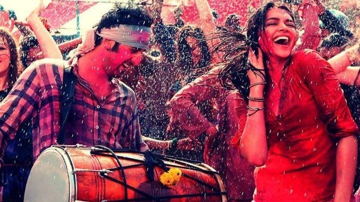 Эта сумасшедшая молодежь (2013) Yeh Jawaani Hai Deewani