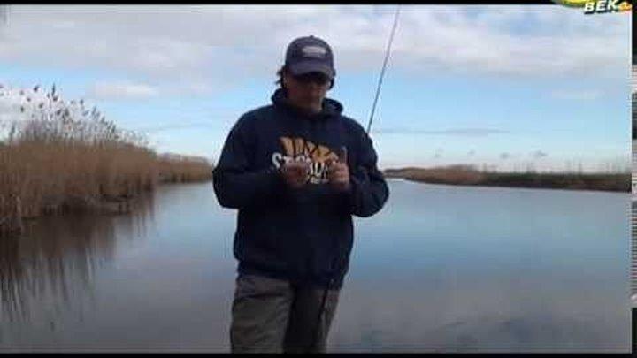 Рыболов - эксперт. С крэнками за судаком