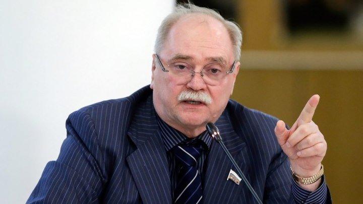Депутат от КПРФ В. Бортко об изменении конституции 18.01.2017