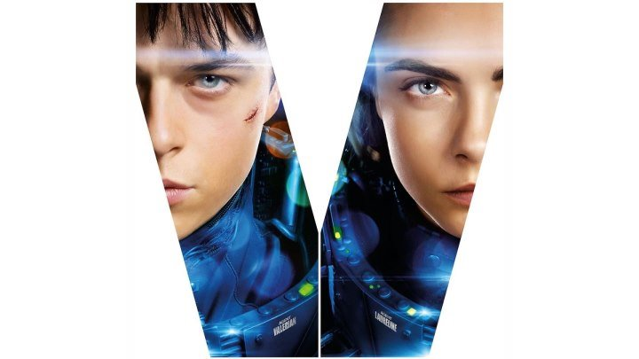 Валериан и город тысячи планет (2017) 12+ (Valerian and the City of a Thousand Planets)